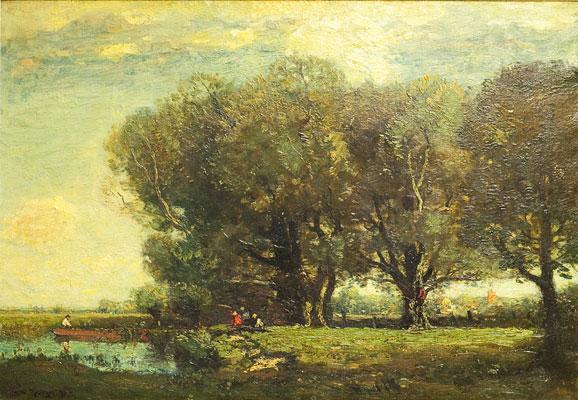 K Thomas Oil Paintings