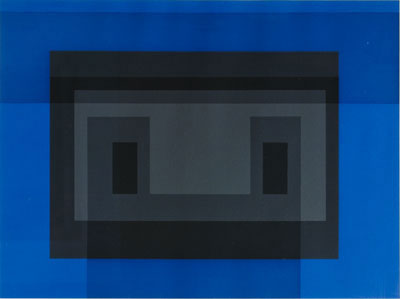 Josef Albers - Abstract 3
