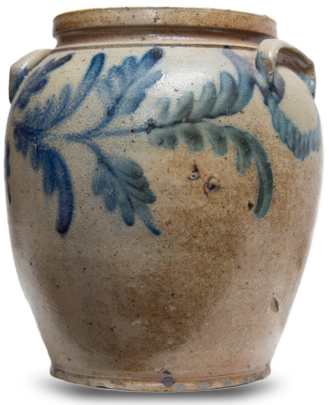 Decorated Stoneware