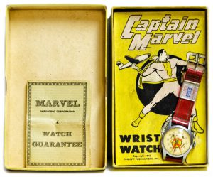 Captain Marvel Wrist Watch