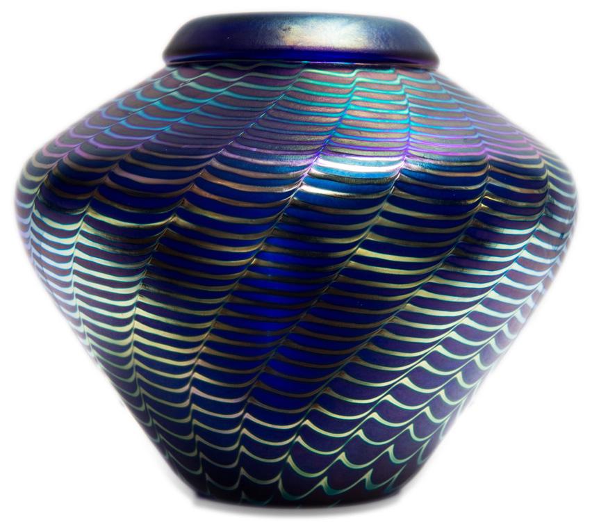 Correia Glass Vase