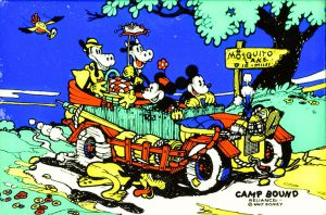 Disney Characters Enamel