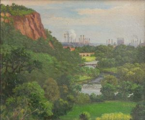 Rudolf Mueller - East Rock
