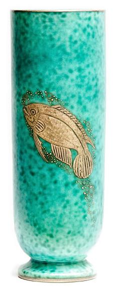 Gustavsberg Argenta Pottery