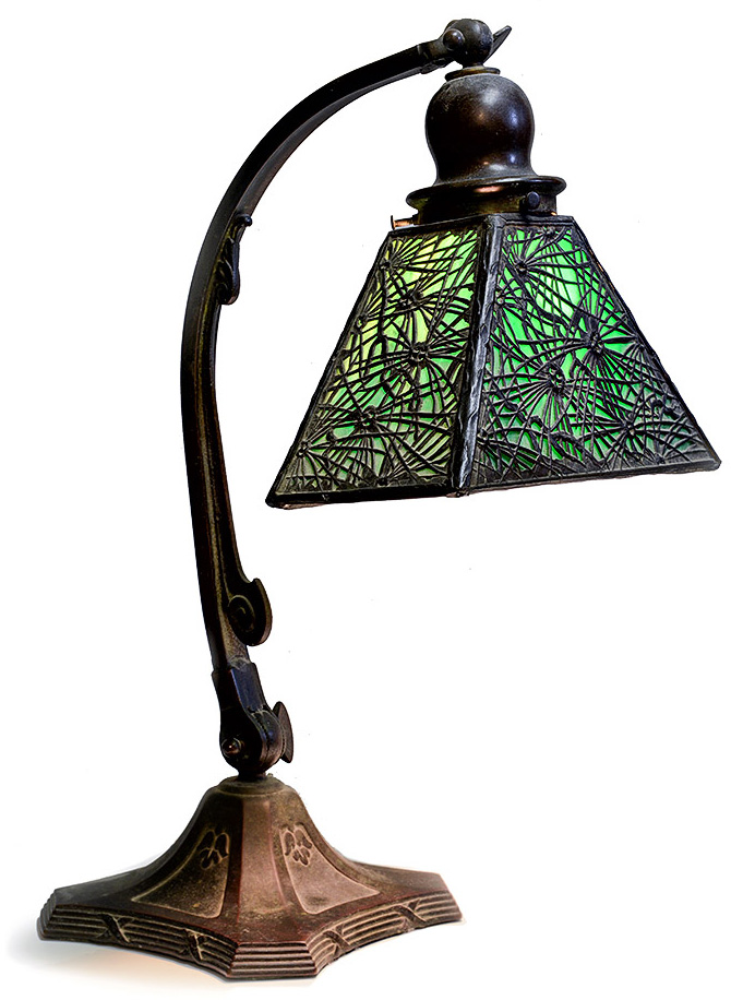 Green Handel Desk Lamp