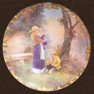 Limoges Mulville Platter