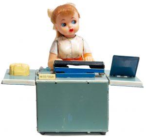 Miss Friday Secretary Toy