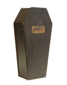 Salesman Sample Coffin