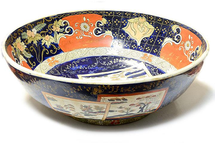 Staffordshire Granite Bowl