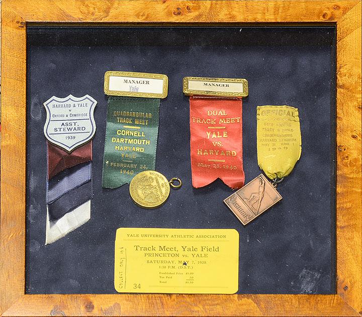 Yale Vintage Memorabilia 3/140