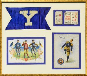Yale Vintage Memorabilia 4/140
