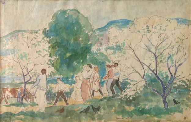 Gifford Beal - Spring