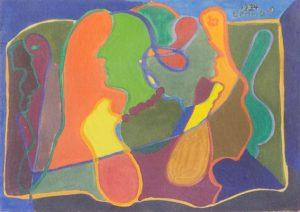Benjamin Benno - Abstract 2