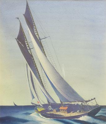 Sandor Bernath - Sailing