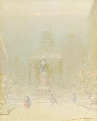 Johann Berthelsen - Union Square