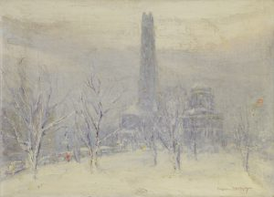 Johann Berthelsen - Rockefeller Church, Grants Tomb