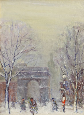 Johann Berthelsen - Washington Square