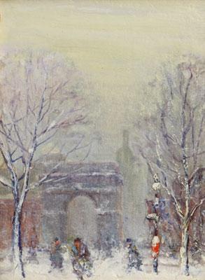 Johann Berthelsen - Washington Square