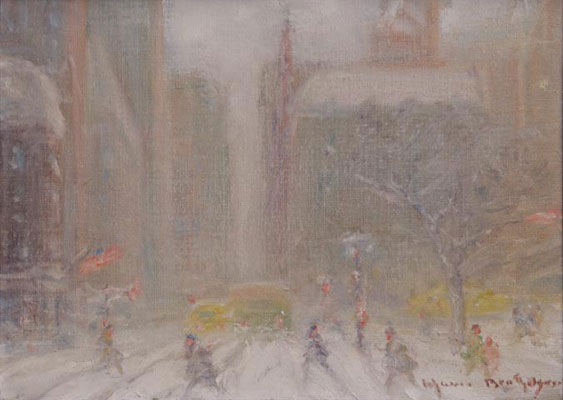 Johann Berthelsen - Fifth Avenue NYC