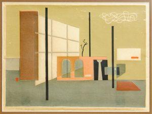 Morris Blackburn - Street Scene
