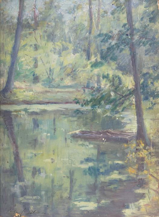 Carle Blenner - Landscape