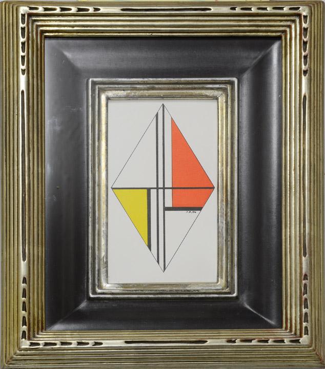 Ilya Bolotowsky - Abstract