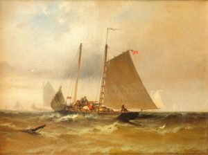 Franklin Briscoe - Marine