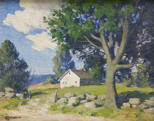 Bertram Bruestle - Old Lyme Landscape