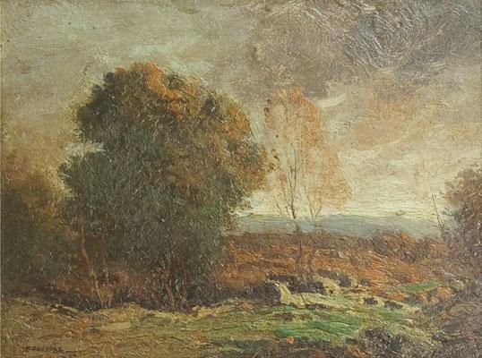 George Bruestle - Connecticut Landscape 3