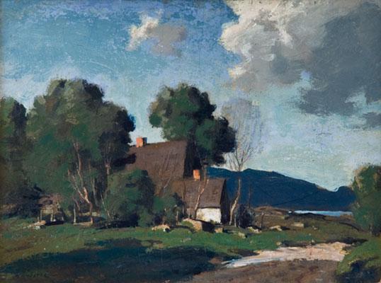 George Bruestle - Landscape