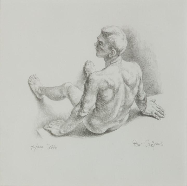 Paul Cadmus - Teddo