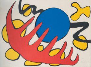 Alexander Calder - Blue Moon