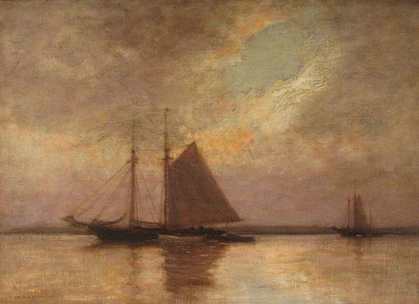 Carlton Chapman - Winter Harbor Maine