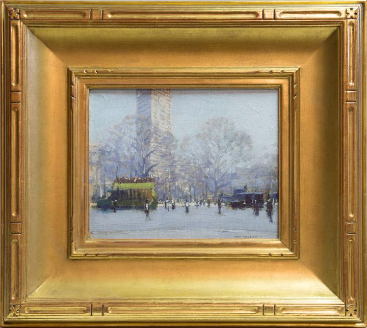 Cecil Chichester - Madison Square