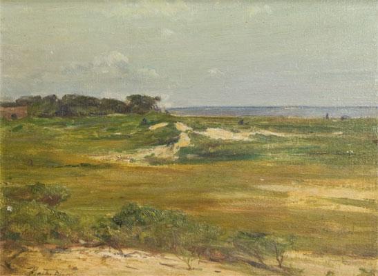Walter Clark - Long Island Landscape