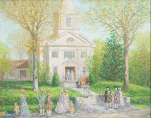 Winfield Scott Clime - Greenwich CT Church