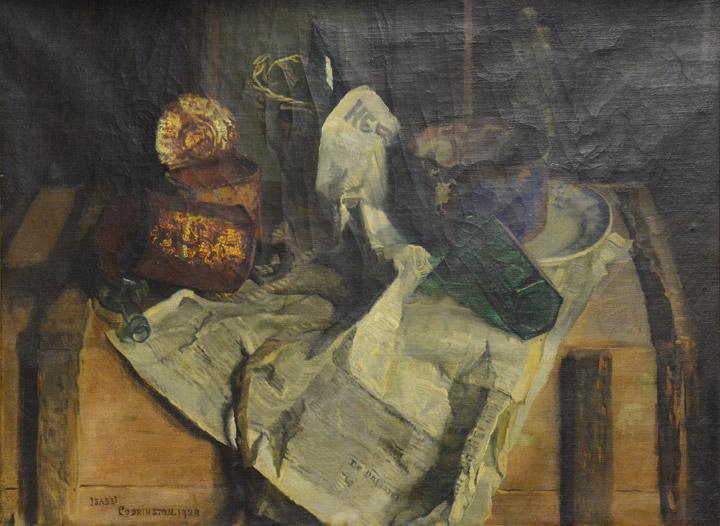 Isabel Codrington - Table Still Life