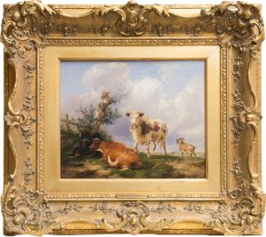 Thomas Sidney Cooper - Cows in the Landscape