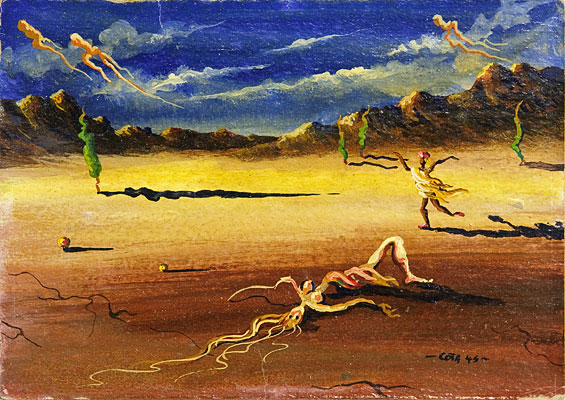 Blaine Arthur Cota - Surrealist