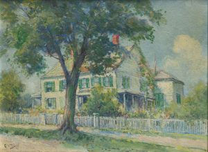 Arthur Diehl - House in Mystic, CT