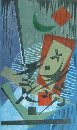 Werner Drewes - Abstract 2
