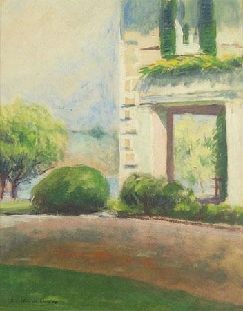 Guy Pene Dubois - Landscape
