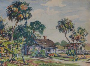 Charles Ebert - Island Landscape