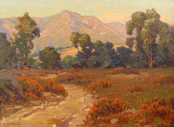 John Marshall Gamble - California Wild Buckwheat