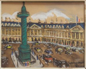 Lucien Genin - French Square