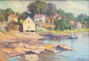 Jacob Greenleaf - Lanes Cove