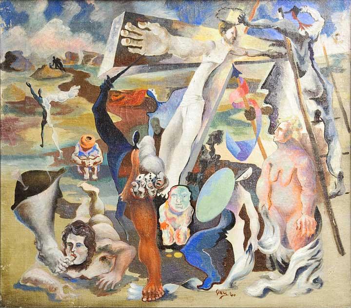 James Guy - Surrealist