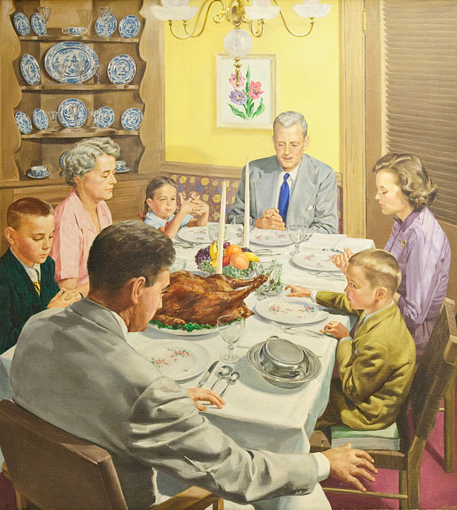 Hananiah Harari - Thanksgiving