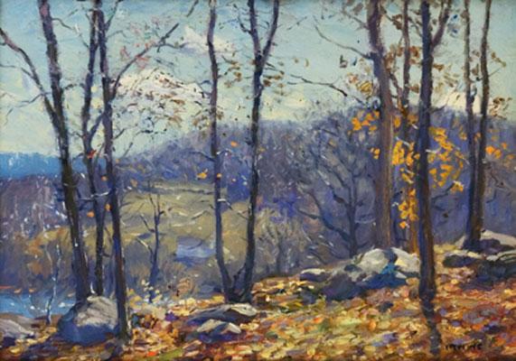 Wilson Irvine - Connecticut Landscape