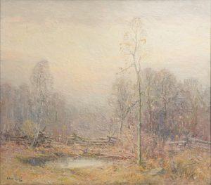 Wilson Irvine - Landscape
